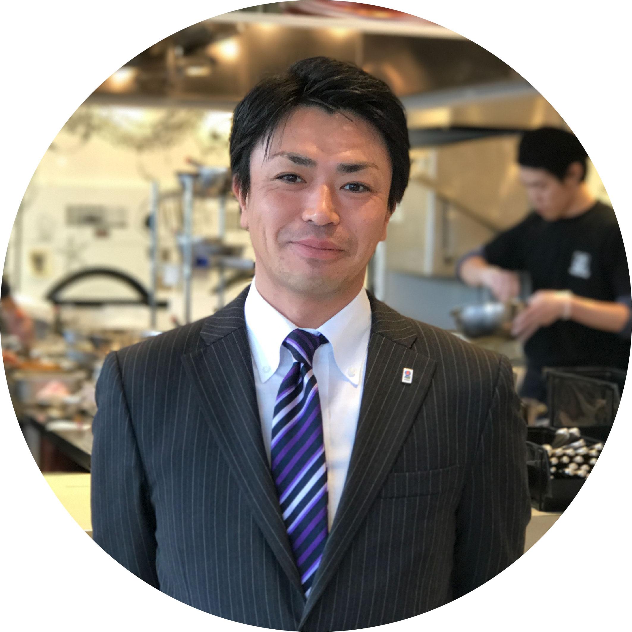 """「""""品質日本一""""に向かって、お客様満足を向上させることを目標に、着々と店舗展開してまいります!」"""